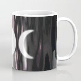 Moon at Sunset Coffee Mug