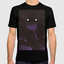 Staring Contest With The Mountain God T-shirt