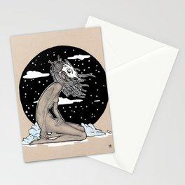 Yuki-Onna Stationery Cards