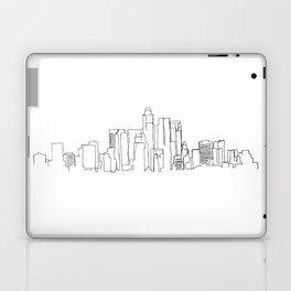 Los Angeles Skyline Drawing Laptop & iPad Skin