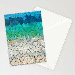SEA MOSAIC Stationery Cards