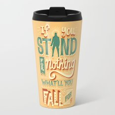 Make a stand Travel Mug
