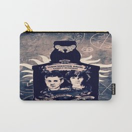 Supernatural In A Bottle Carry-All Pouch