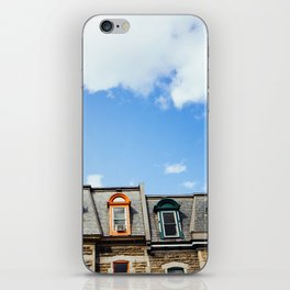 Bright Skies iPhone Skin