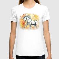 unicorn T-shirts featuring Unicorn by Stephanie Stonato