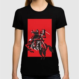 Fear the Red Horse T-shirt