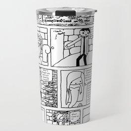 Probably Plaid: Complications with Who Travel Mug