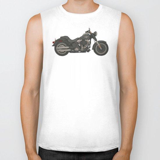 Fat Boy Toy Biker Tank