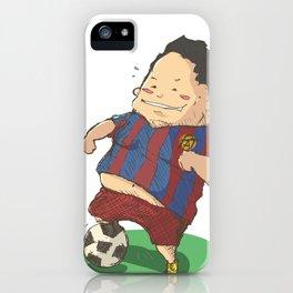 Nino Fatty :) iPhone Case