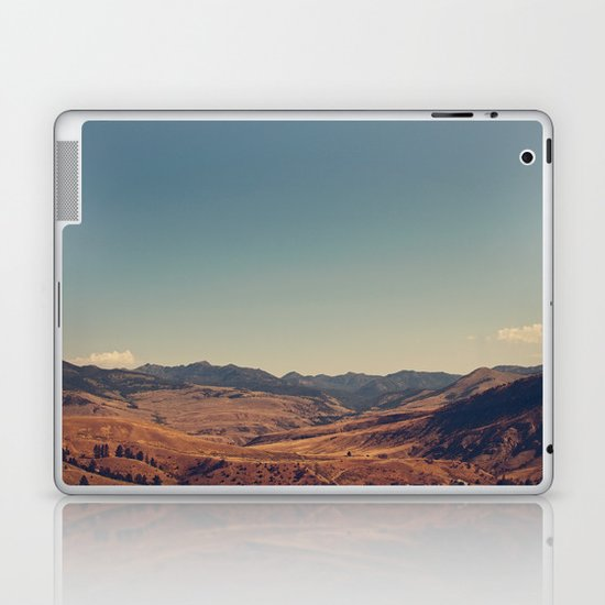 This is why I love Wyoming Laptop & iPad Skin
