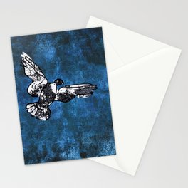 Hope is the thing with feathers on Stationery Cards