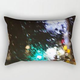 Rainy DayZ 35 Rectangular Pillow