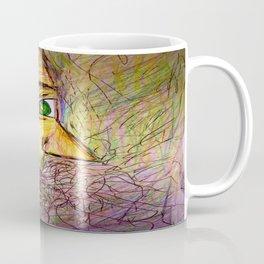 A Hawk in The Jar. Coffee Mug