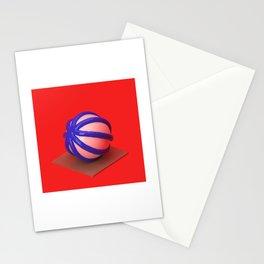 Basketball Study No.04 Stationery Cards