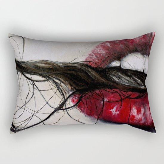 Tangles   Rectangular Pillow
