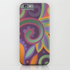 Summer leaves, heavy scented iPhone 6s Slim Case