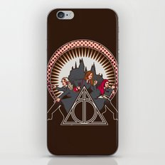 Dumbledore's Angels  iPhone & iPod Skin