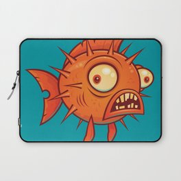 Pufferfish Laptop Sleeve