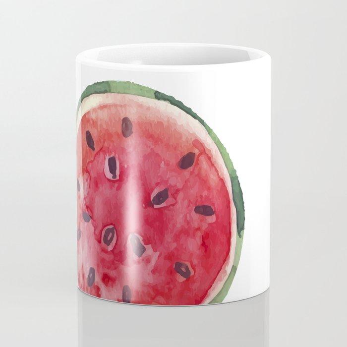 Cycle of watermelon life Coffee Mug
