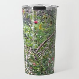 Apple Tree In The Forest Travel Mug