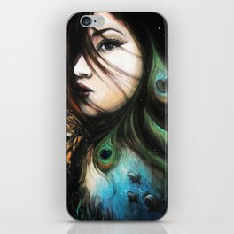 Gaia iPhone Skin