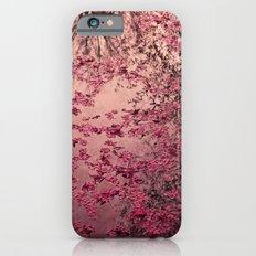 autumn pond Slim Case iPhone 6s