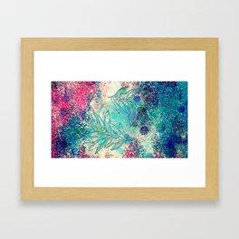 Paix hivernale - Winter peace Framed Art Print
