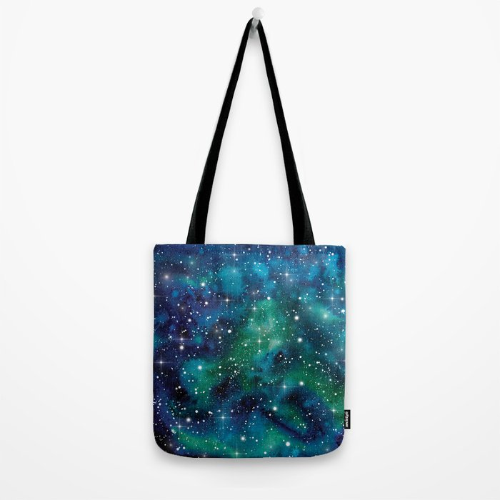 Galaxy 09 Tote Bag