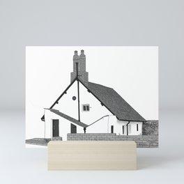 Sir John Barrow Cottage Mini Art Print