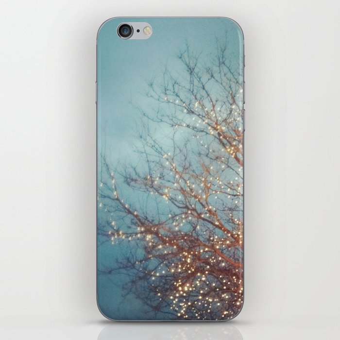 December Lights iPhone Skin