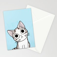 Robby cat Stationery Cards