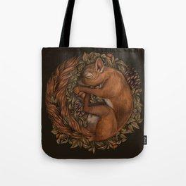 Hibernation Tote Bag