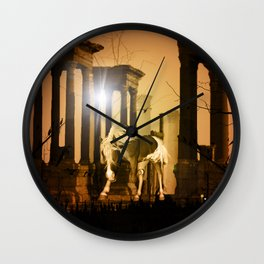 Wonderful horse Wall Clock