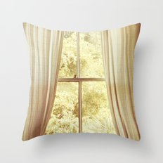 Was It A Dream Throw Pillow