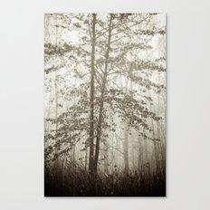 Love Remains ~ B&W Canvas Print