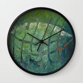 Vessel 24 Wall Clock