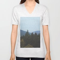 Mountain View Unisex V-Neck