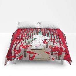 Yuki- onna Comforters