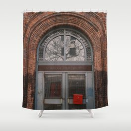 Anthology Film Archives Shower Curtain