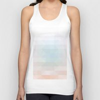 heaven Tank Tops featuring Heaven by allan redd