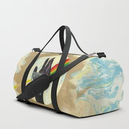 Reaching to Enlightenment Duffle Bag