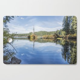 The Snag at Clear Lake Cutting Board