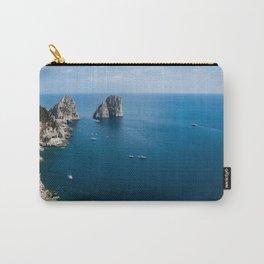 Italian landscapes - Capri Carry-All Pouch
