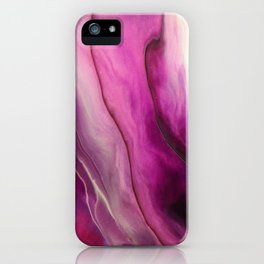 Sky Walker - Original Abstract Painting iPhone Case