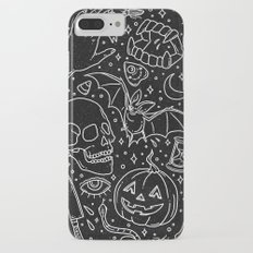 Halloween Horrors iPhone 7 Plus Slim Case