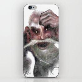 Red Ogre iPhone Skin