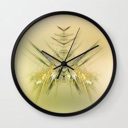 Fliege Wall Clock