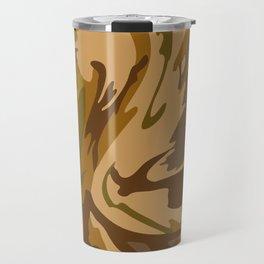 Pattern army style Travel Mug