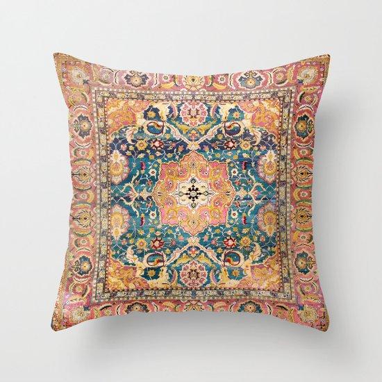 Amritsar Punjab North Indian Rug Print by vickybragomitchell