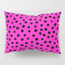 Queen of Polka Dots Pillow Sham